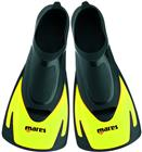 Mares Hermes Short Blade Swim Fins Yellow
